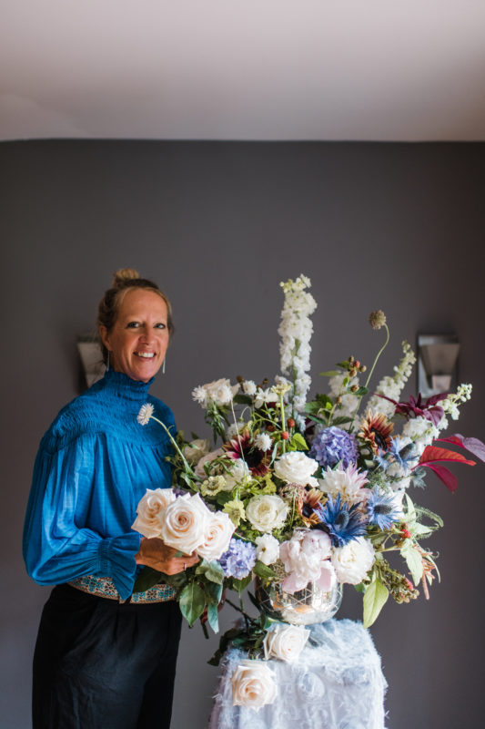 Marcy Almoney Fosters Flower Shop